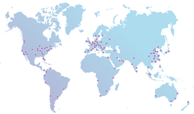 Cloudflare全球网络服务