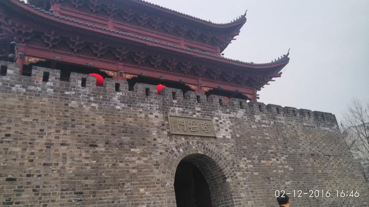 2016年2月岳阳楼