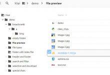 几个在线共享文档,文件的web程序